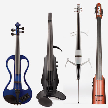 Electric String Instruments Carriage House Violins