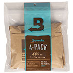 Boveda Replacement 49%/70g Packets, 4-Pack