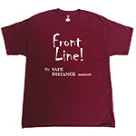 Front Line Back Off T-Shirt - X-Large