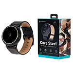 Soundbrenner Core Steel Smart Metronome with Watch