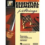Essential Elements 2000, Book 1 with online audio access, for double bass (Hal Leonard)