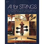 All for Strings, book 2, bass; Anderson/Frost