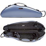 Bam Hightech Slim 2000XLB Navy Blue 4/4 Violin Case