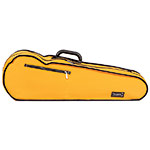 Bam Submarine Hoody for Hightech Contoured Violin Case, Orange