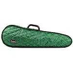 Bam Hoodies Cover for Hightech Contoured Violin Case, Green