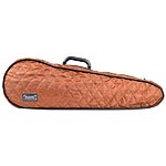 Bam Hoodies Cover for Hightech Contoured Violin Case, Brown