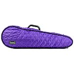 Bam Hoodies Cover for Hightech Contoured Violin Case, Purple