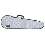 Bam Hoodies Cover for Hightech Contoured Violin Case, Grey