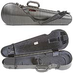 Bam Hightech Contoured 2002XLLB Black Lazure 4/4 Violin Case