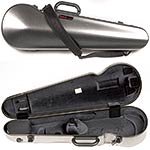 Bam Hightech Contoured 2002XLT Tweed 4/4 Violin Case