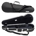 Bam Hightech Contoured PANT2002XLN Panther Black 4/4 Violin Case