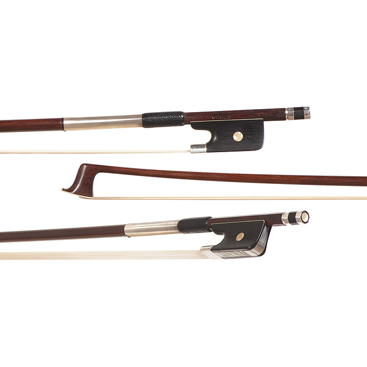 "German violin bow branded ""Lupot"""
