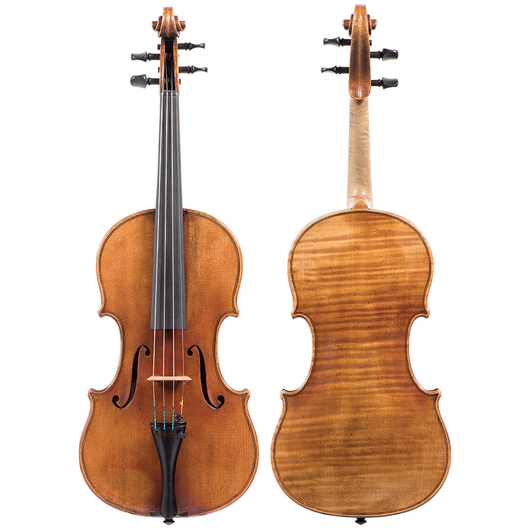 "German violin labeled ""Salvatore Rossani"", circa 1930"