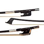 Velocity Voyager Braided Carbon 3/4 French Bass Bow