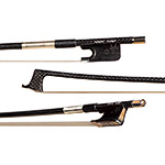 Velocity Voyager Braided Carbon Fiber Viola Bow