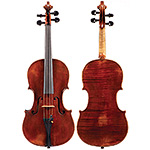 "15"" William Forster Sr. viola, London 1807"