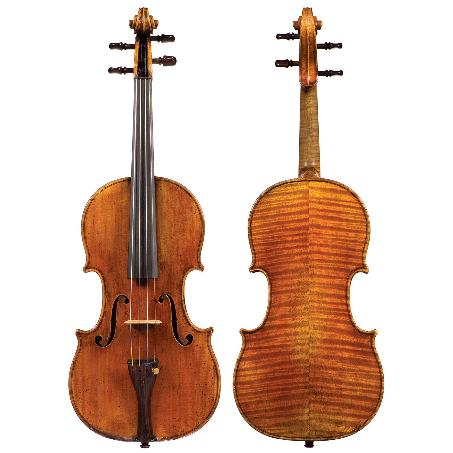 Nestor Audinot Violin Paris 1881 At Carriage House Violins
