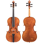 "15 7/8"" Guy Rabut viola, New York 2020"
