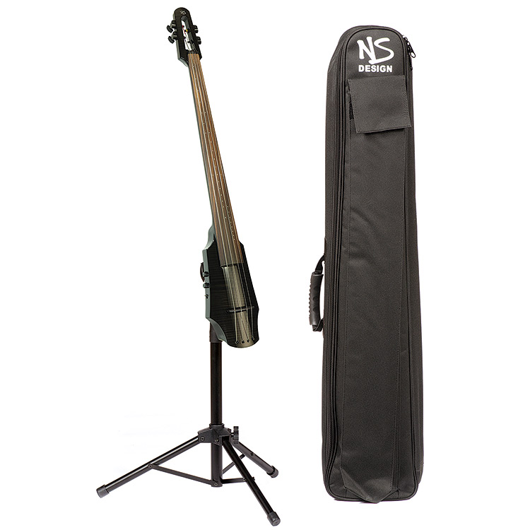NS Design WAV4c Cello, Transparent Black