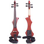 GEWA Novita 3.0 Electric 4-String Red-Brown Violin