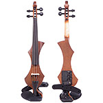 GEWA Novita 3.0 Electric 4-String Gold-Brown Violin