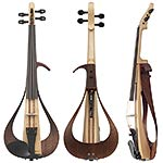 Yamaha YEV 104 Electric 4 String Violin - Natural