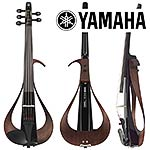 Yamaha YEV 105 Electric 5-String Violin - Black