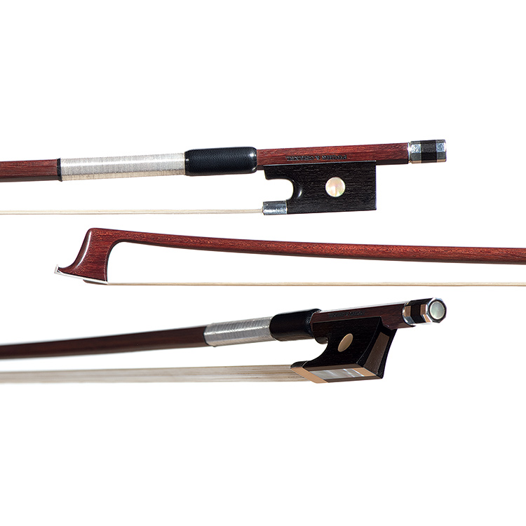 Fuchs and Chaxel violin bow