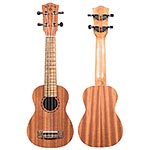 Echo Bridge EB10 Soprano Ukulele with Gig Bag