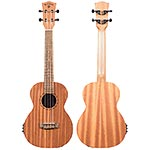 Echo Bridge EB10 Tenor Ukulele with Pickup and Gig Bag