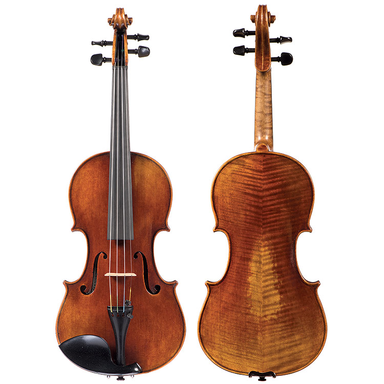 Jay Haide fractional violins and outfits