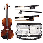 3/4 Alessandro Roma A220G Violin Outfit