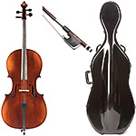4/4 Eastman 305 Series Cello Outfit