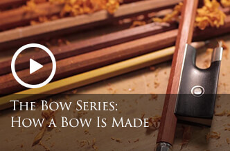 How A Bow Is Made